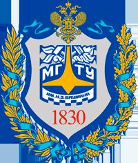 Логотиа МГТУ им. Н.Э.Баумана
